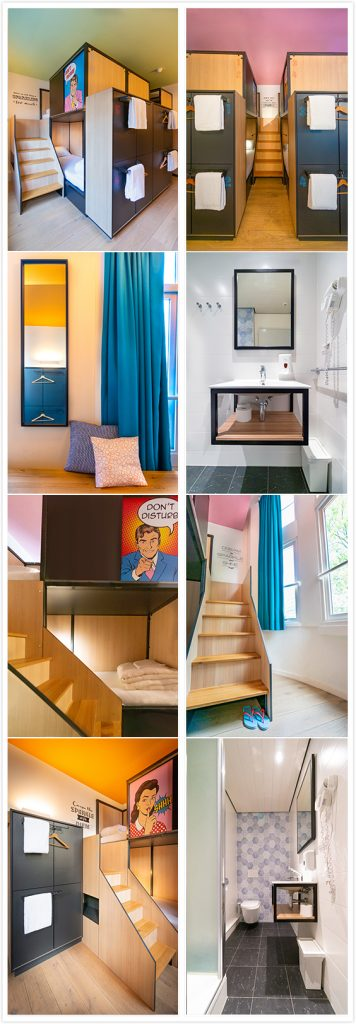 6 Person Female Dorm - Sparks Hostel Rotterdam Netherlands